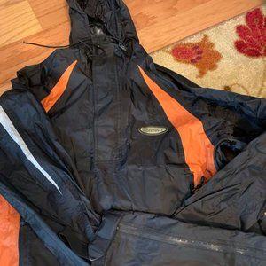 Harley Davidson Women's Reflective Rain Suit
